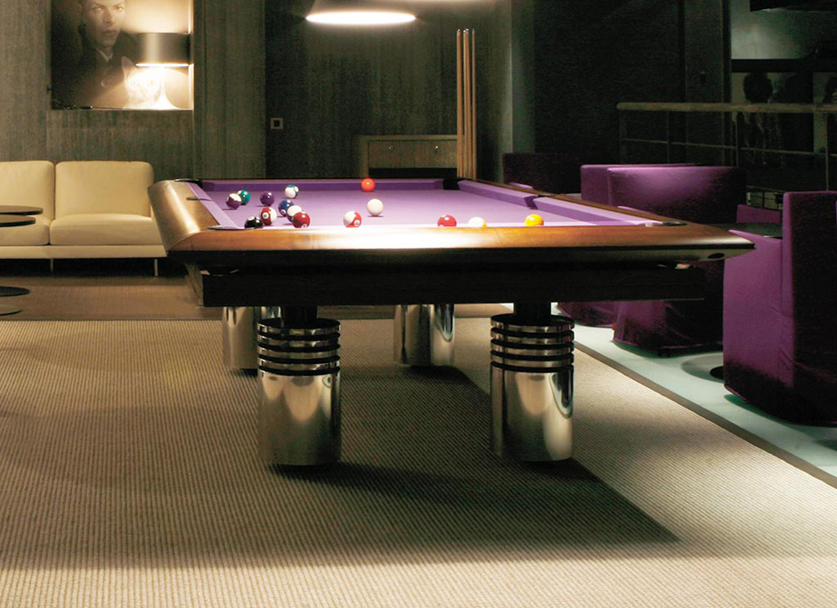 Table de billard django billard breton