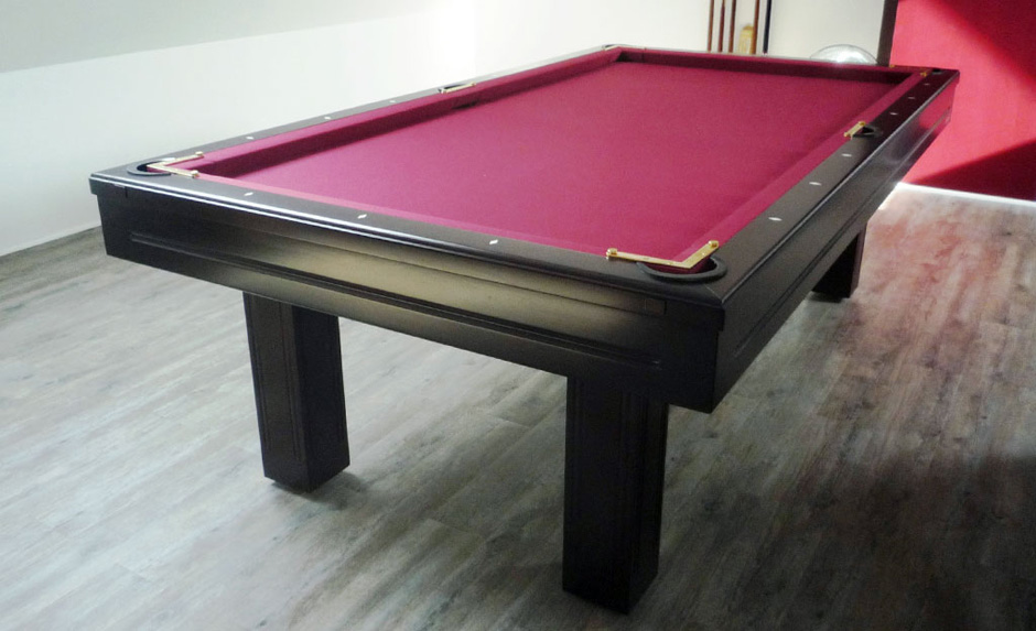 Table de billard Équinoxe de Billards Bréton