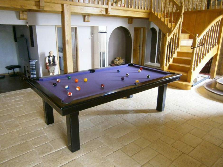 Table de billard Orion contemporain de Billards Bréton