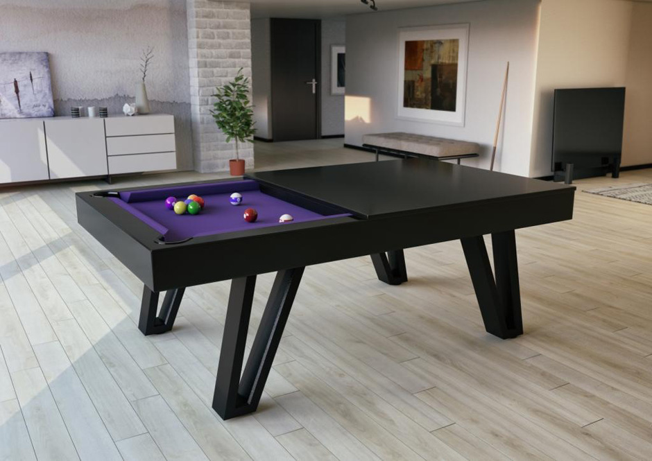 Table de billard Osmoz Billards Breton