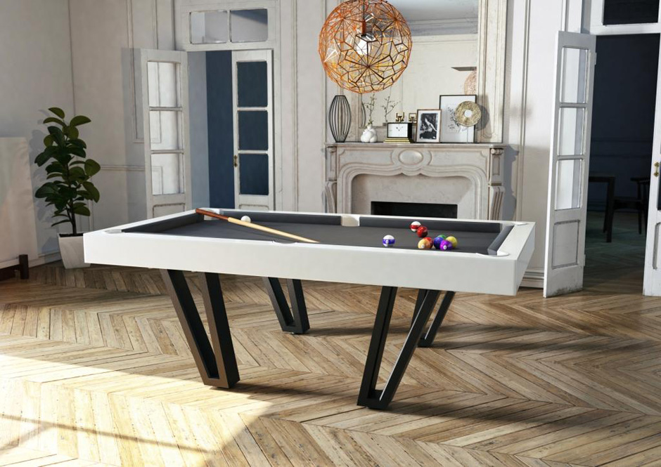 Table de billard convertible O