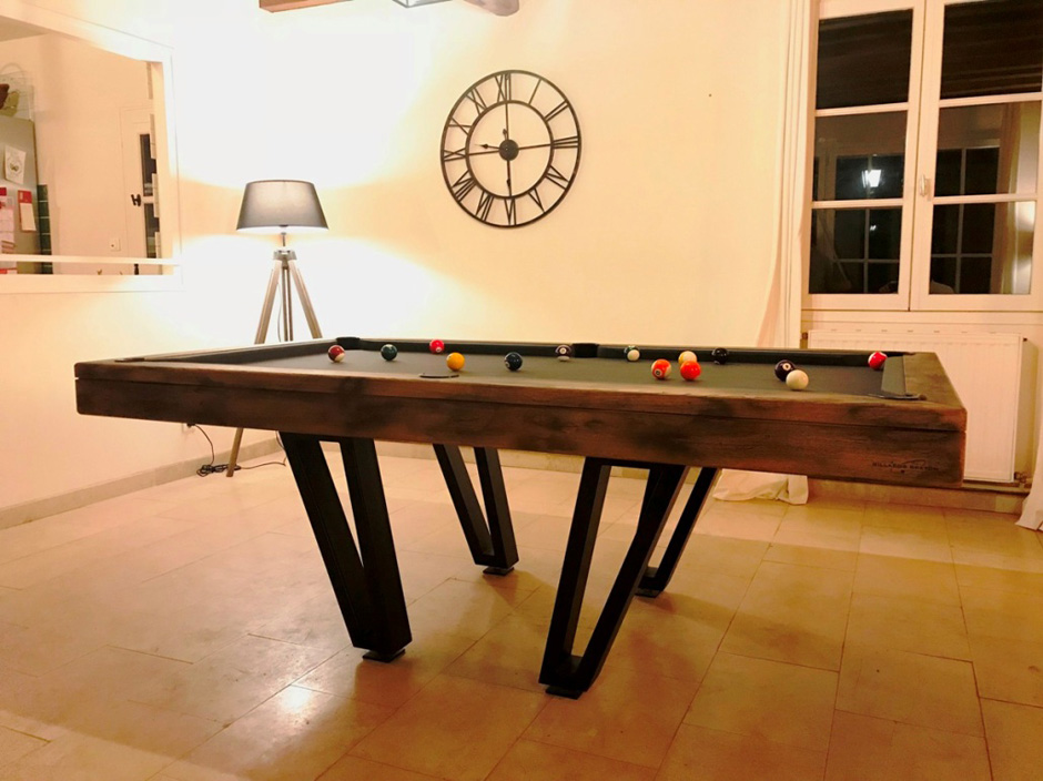 Table de billard Osmoz de Billards Bréton