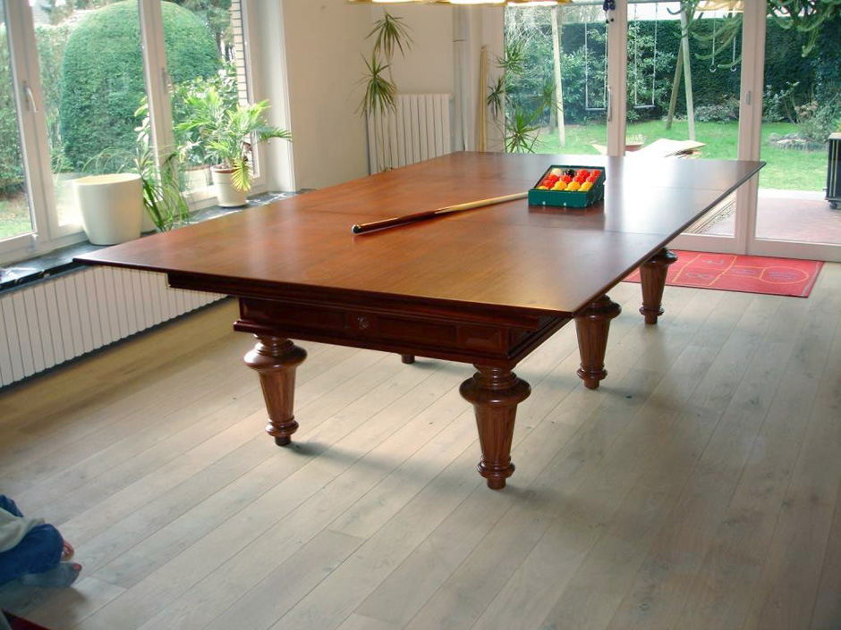 Table de billard prestige Bréton