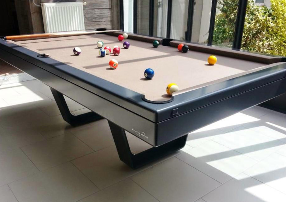 Table de billard Aero design de Billards Breton