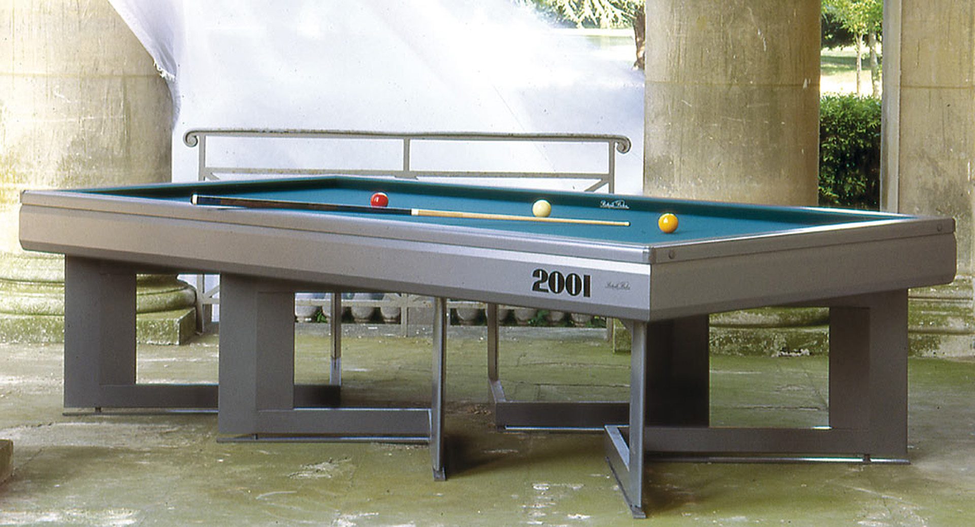 Table de billard 2001 de Billards Breton