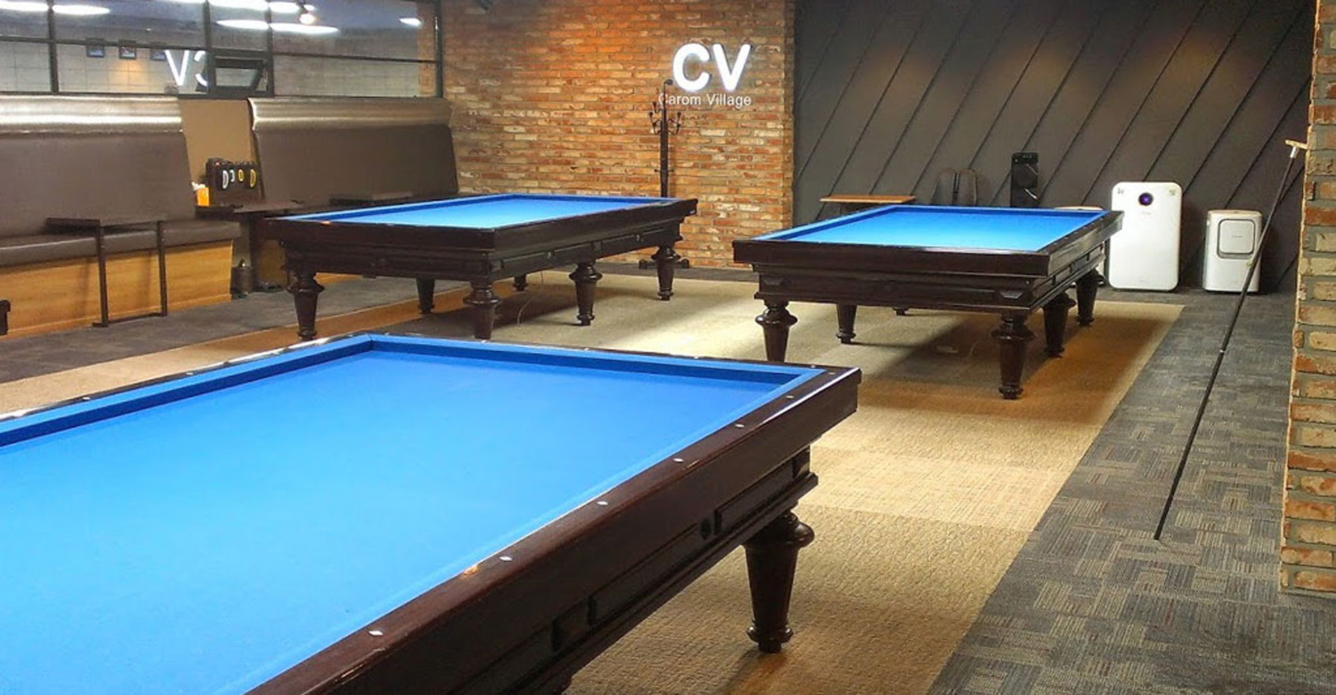 Table de billard prestige de Billards Breton
