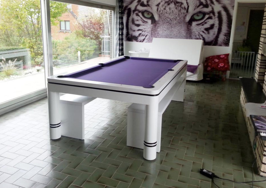 Table de billard Verso Billards Breton