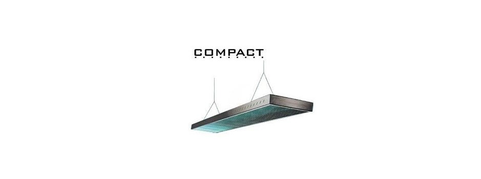 Luminaire compact pour ambiance bar